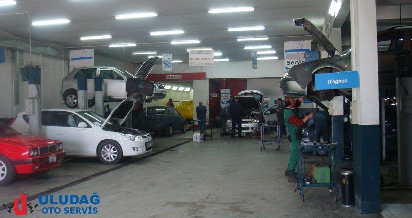 motor tamir bakım uludağ car oto servis ankara türkiye 2